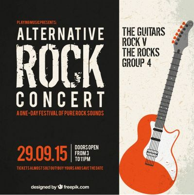 Rock alternatywny